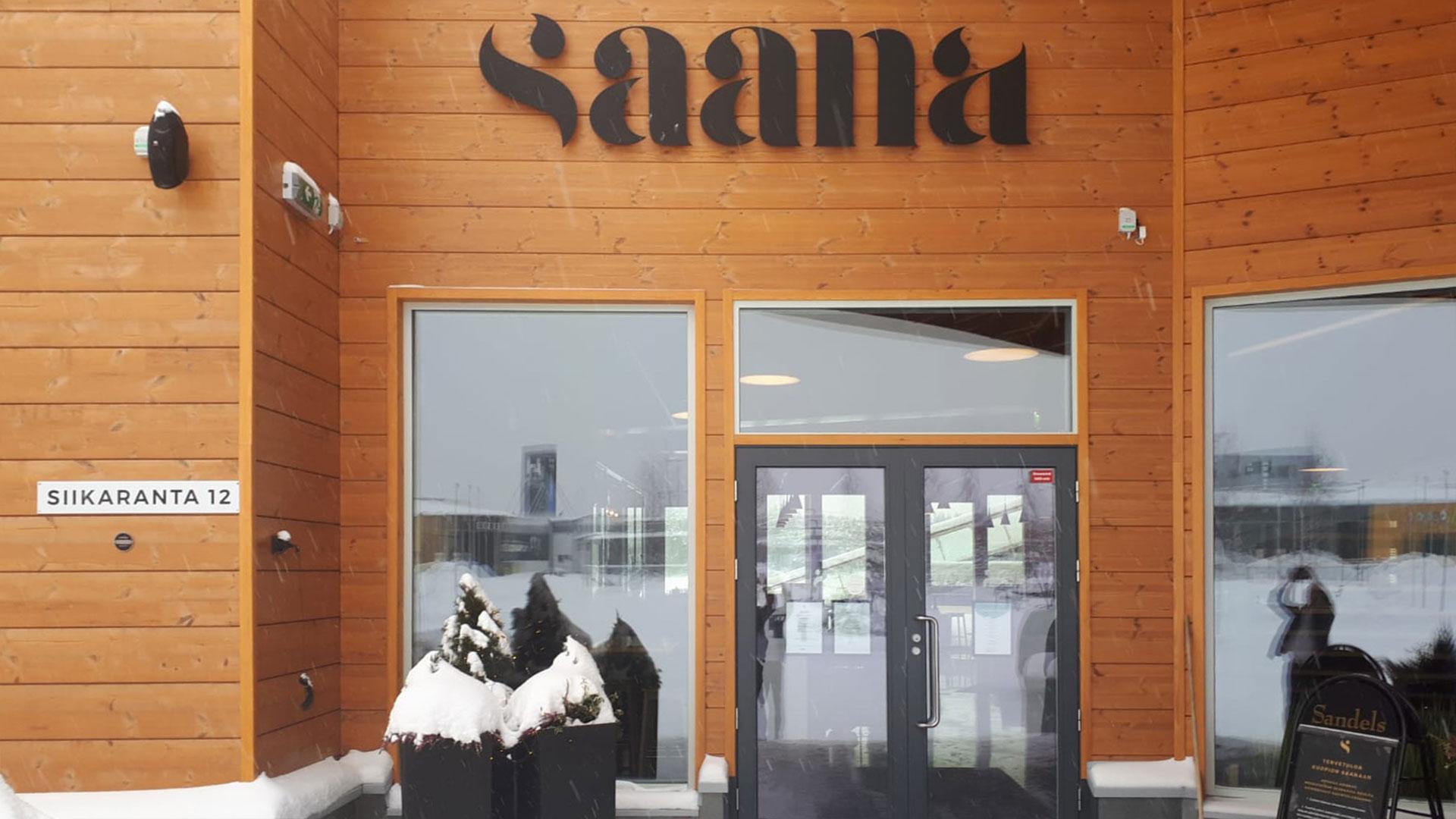 Saana, Jukka Savolainen
